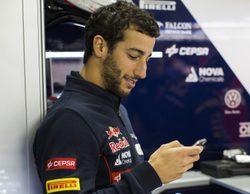 "Vettel, sobre Ricciardo: ""Es una gran oportunidad para Daniel"""