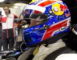 Mark Webber prueba en Portimao un Porsche LMP1