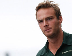 Van der Garde negocia su futuro con Sauber, Force India y Caterham
