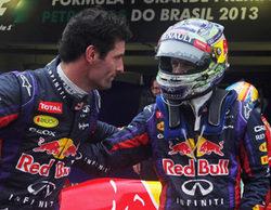 """Mark Webber: """"Vettel es el favorito para el Campeonato de Pilotos de 2014"""""""