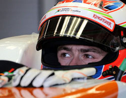 "Paul di Resta: ""En 2014 voy a estar en un coche competitivo"""