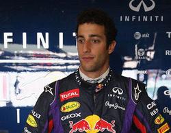 """Daniel Ricciardo afronta de forma """"positiva"""" su primera temporada en Red Bull"""