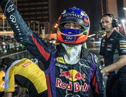 Daniel Ricciardo cree que Vettel todavía tiene margen de mejora