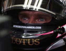 """Heikki Kovalainen: """"Actualmente, no cuento con un contrato para el año que viene"""""""