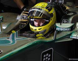 """Coulthard: """"El equipo Mercedes puede estar satisfecho con el trabajo de 2013"""""""