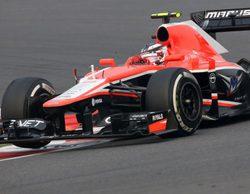"""Max Chilton piensa en puntuar con Marussia en 2014: """"Ese es nuestro objetivo"""""""