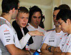 Gary Paffett cree que Magnussen puede apretarle las tuercas a Button en McLaren
