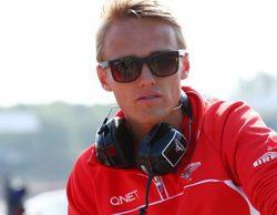 Graeme Lowdon explica los motivos por los que Marussia renovó a Max Chilton