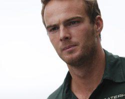 Sauber anuncia a Giedo van der Garde como piloto reserva y probador en 2014