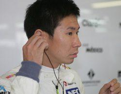 Oficial: Caterham ficha a Kamui Kobayashi y Marcus Ericsson para 2014