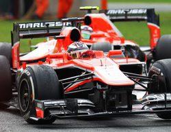 Marussia confirma su presencia en Jerez y Lotus será el único equipo ausente