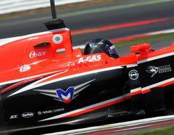 Marussia espera estrenar el nuevo MR03 este jueves en Jerez