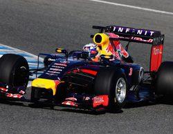 """Frustración en Red Bull: """"Sólo hemos resuelto parcialmente el problema"""""""
