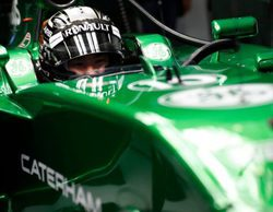 """Kamui Kobayashi: """"Tuvimos otro problema con el motor"""""""