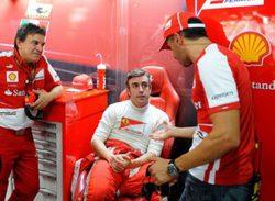 Marc Gené, Pedro de la Rosa y Davide Rigon seguirán como probadores de Ferrari en 2014