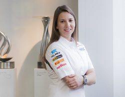 El equipo Sauber ficha a Simona De Silvestro como piloto afiliada en 2014