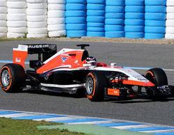 Marussia aspira a volver a ser el equipo más fiable en 2014