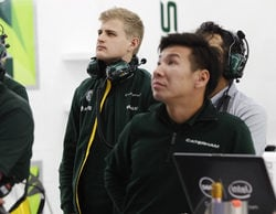 """Kamui Kobayashi: """"En condiciones de carrera, ahora mismo estamos al nivel de un GP2"""""""