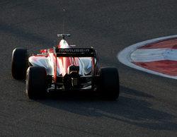 """Jules Bianchi: """"El duro trabajo está empezando a verse reflejado en la pista"""""""
