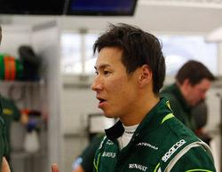 """Kamui Kobayashi: """"Ha quedado demostrado que nuestra fiabilidad es buena"""""""
