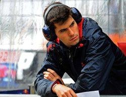 """Alguersuari: """"No hubiera cogido este trabajo si no hubiera vuelto a la competición"""""""