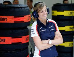 Susie Wolff admite que su ambición es competir en una carrera de F1