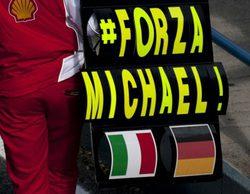 Michael Schumacher, sin cambios y todavía en el proceso de despertar