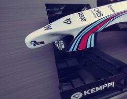 Williams rendirá homenaje a Ayrton Senna con un logo en el FW36 durante 2014