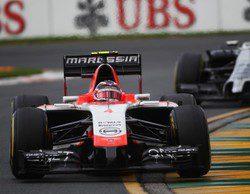 """Max Chilton: """"Hemos empezado la temporada terminando con los dos coches"""""""