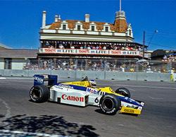 Keke y Nico Rosberg, dos victorias australianas separadas por el tiempo