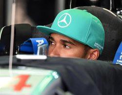 Lewis Hamilton marca el ritmo en la primera sesión de entrenamientos libres del GP de Malasia