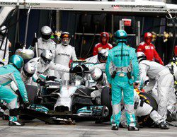 Nico Rosberg lidera sin alardes unos apretados Libres 2 en el GP de Malasia 2014
