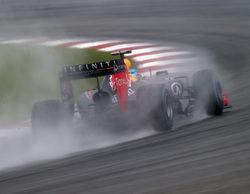 "Sebastian Vettel: ""Es bueno estar en la primera fila de la parrilla"""