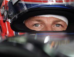 """Jenson Button: """"Hemos sacado lo mejor del coche, pero necesitamos mejorar"""""""
