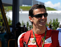 """Pedro de la Rosa: """"Baréin es un circuito duro para los pilotos"""""""