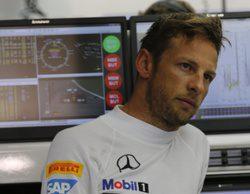 """Jenson Button: """"Entre nosotros y los coches más rápidos todavía hay una brecha"""""""