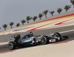 Mercedes continúa al frente también en los terceros libres del GP de Baréin 2014