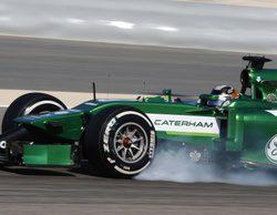 """Kamui Kobayashi: """"No he podido mantener el ritmo del grupo por ahorrar combustible"""""""