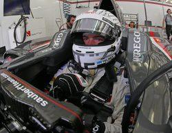 """Van der Garde: """"Estoy contento por la oportunidad de conducir el C33 otra vez"""""""