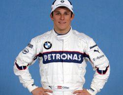 GP de China: Recordando a Christian Klien