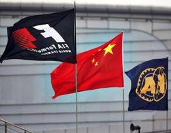 GP de China 2014: Libres 1 en directo