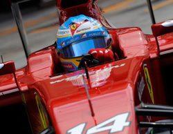 Fernando Alonso encuentra el equilibrio y lidera los Libres 1 del GP de China 2014