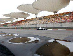Lewis Hamilton se impone a Fernando Alonso y lidera los Libres 2 del GP de China 2014