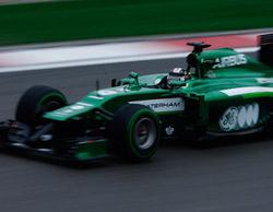 """Kamui Kobayashi: """"Terminar 18º por delante de Bianchi era probablemente el máximo"""""""
