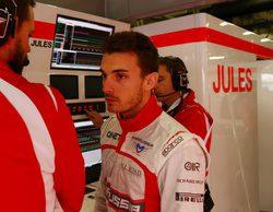 """Jules Bianchi: """"Me he ido largo en la última curva perdiendo la posición con Kobayashi"""""""