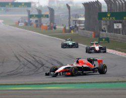"""Jules Bianchi: """"Tuve una buena pelea con Kobayashi durante toda la carrera"""""""