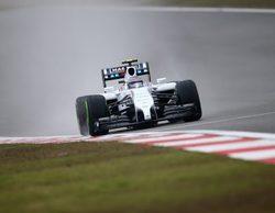 Pirelli elogia a Valtteri Bottas por la velocidad que registró en la clasificación de China