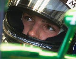 Alexander Rossi disputará los Libres 1 de Canadá y Estados Unidos con Caterham