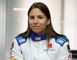 """Simona de Silvestro: """"La sensación que se tiene pilotando un coche de F1 es increíble"""""""