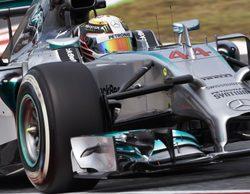 Lewis Hamilton y su Flecha Plateada brillan y triunfan en el GP de España 2014